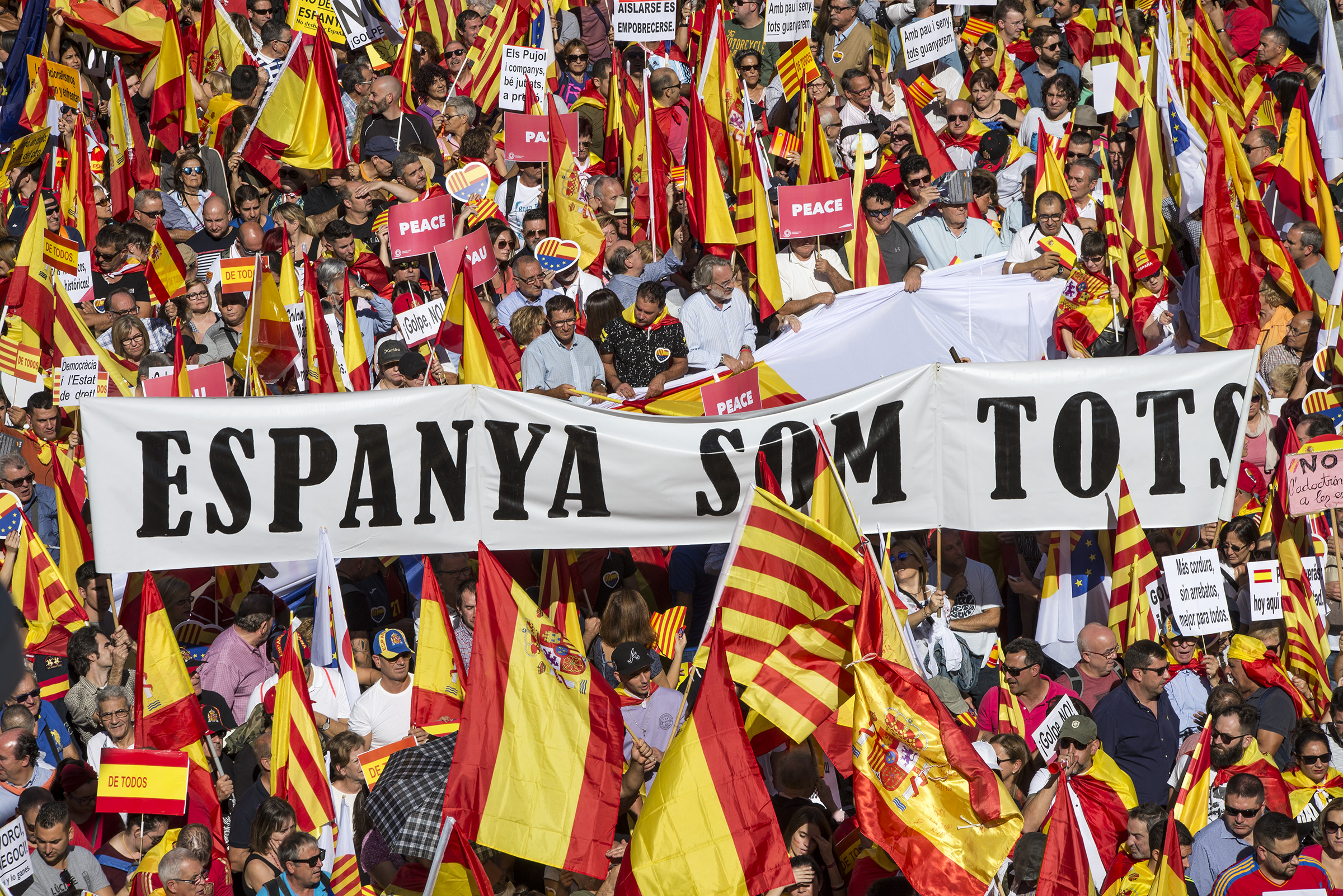 If Catalonia declares independence we will respond