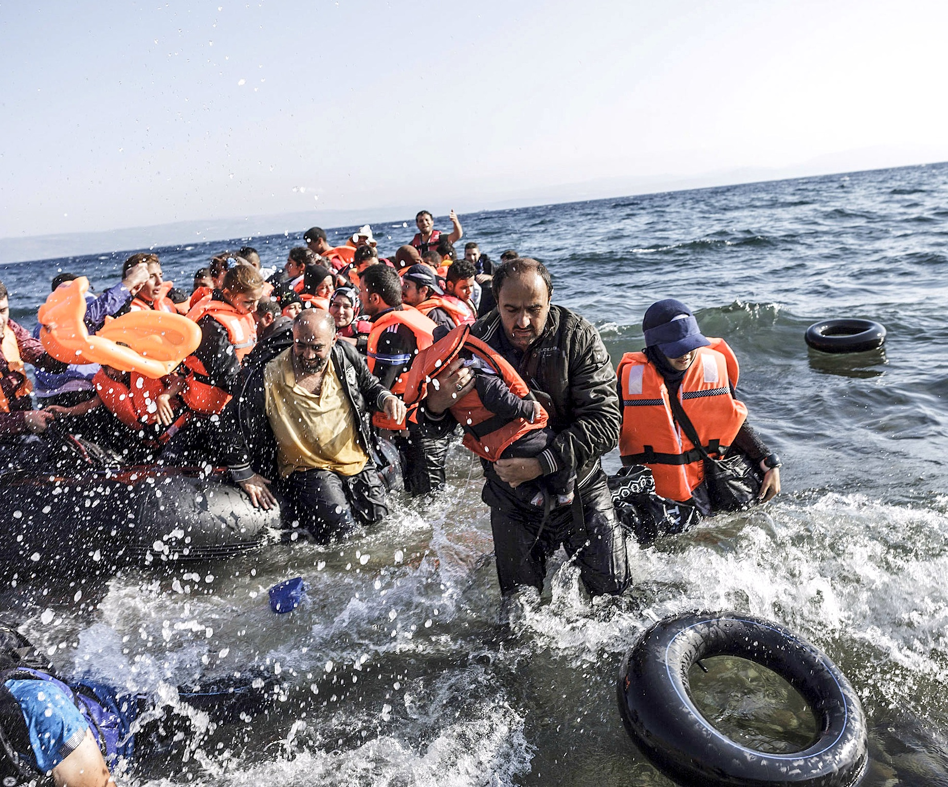 Greek migrant hotspot now EU's 'worst rights issue'