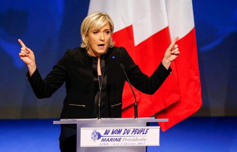 [Investigation] Le Pens Freunde aus dem Trump Tower