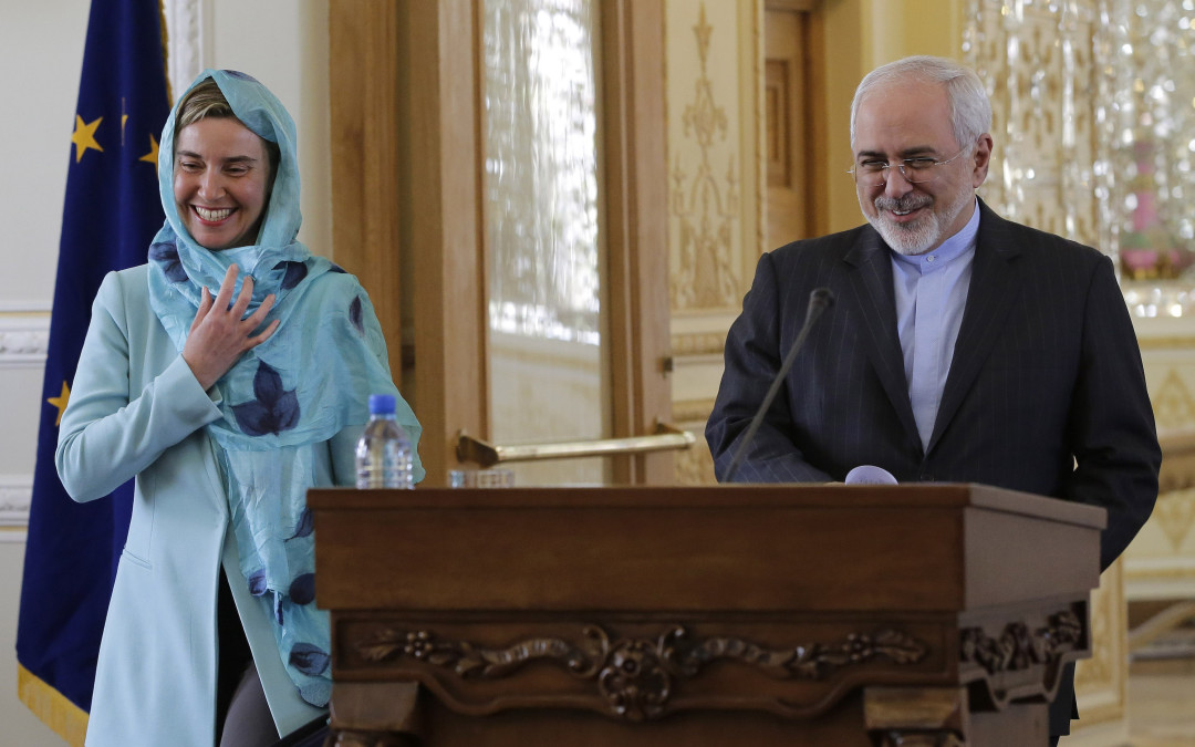 European Union hits Iran with sanctions after murder plots