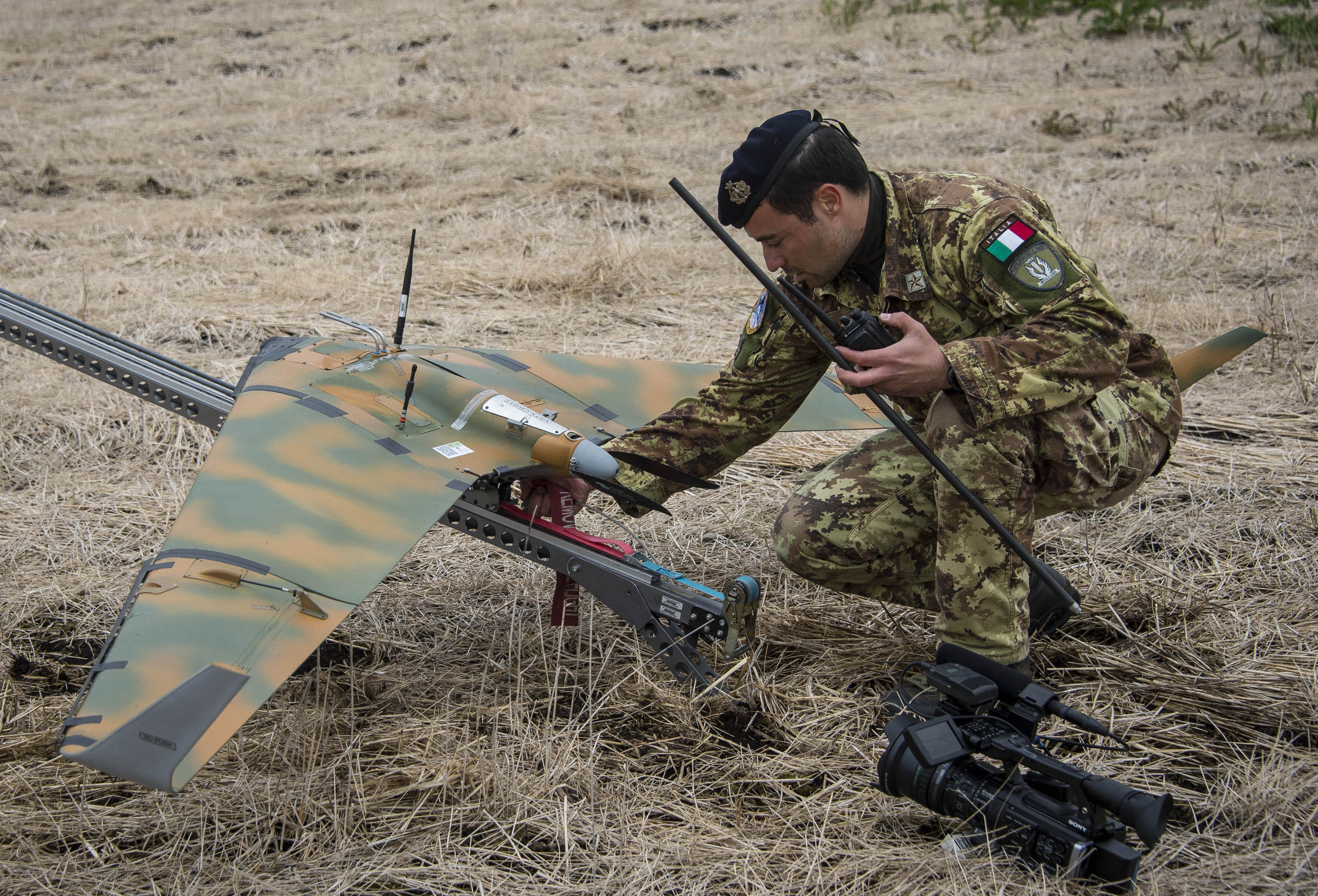 MEPs plan to give up veto on military subsidies