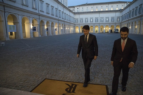 Italy's government is like Schrödinger's cat photo