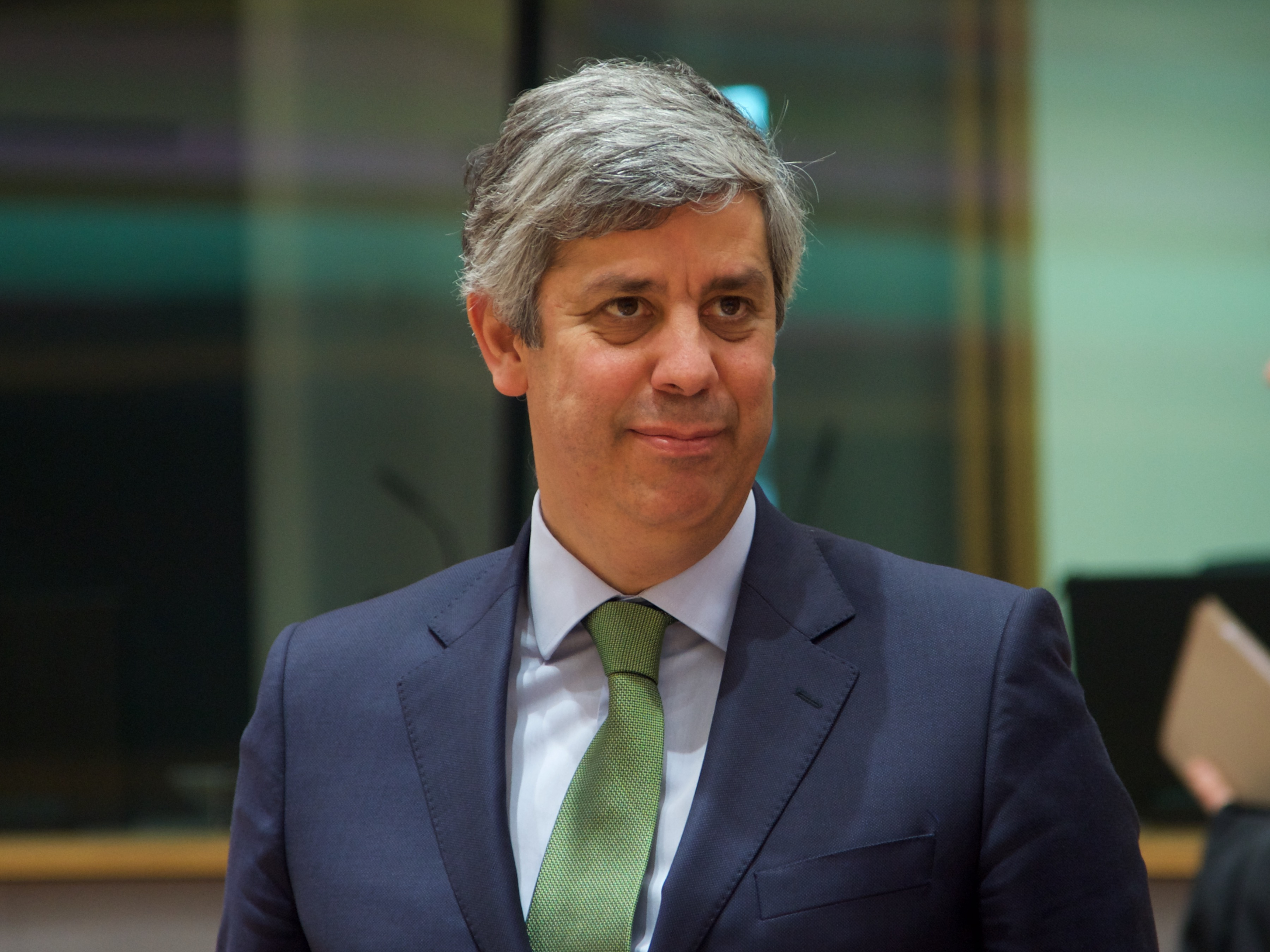 Eurogroup's next leader will be Portugal's Mário Centeno