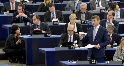 EU raises alarm on fake news and hacking
