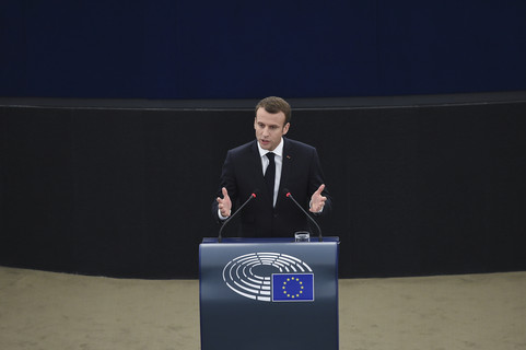 MEPs set limits to Macron's ambitions