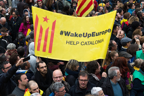 [Opinion] Catalonia shows dangers of jail terms for non-violence