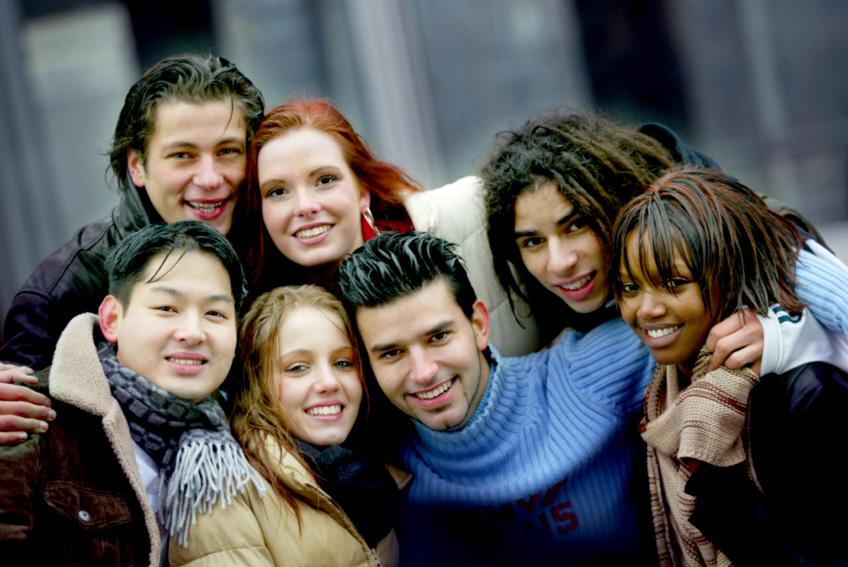 в ролях: европейская молодежь скачать