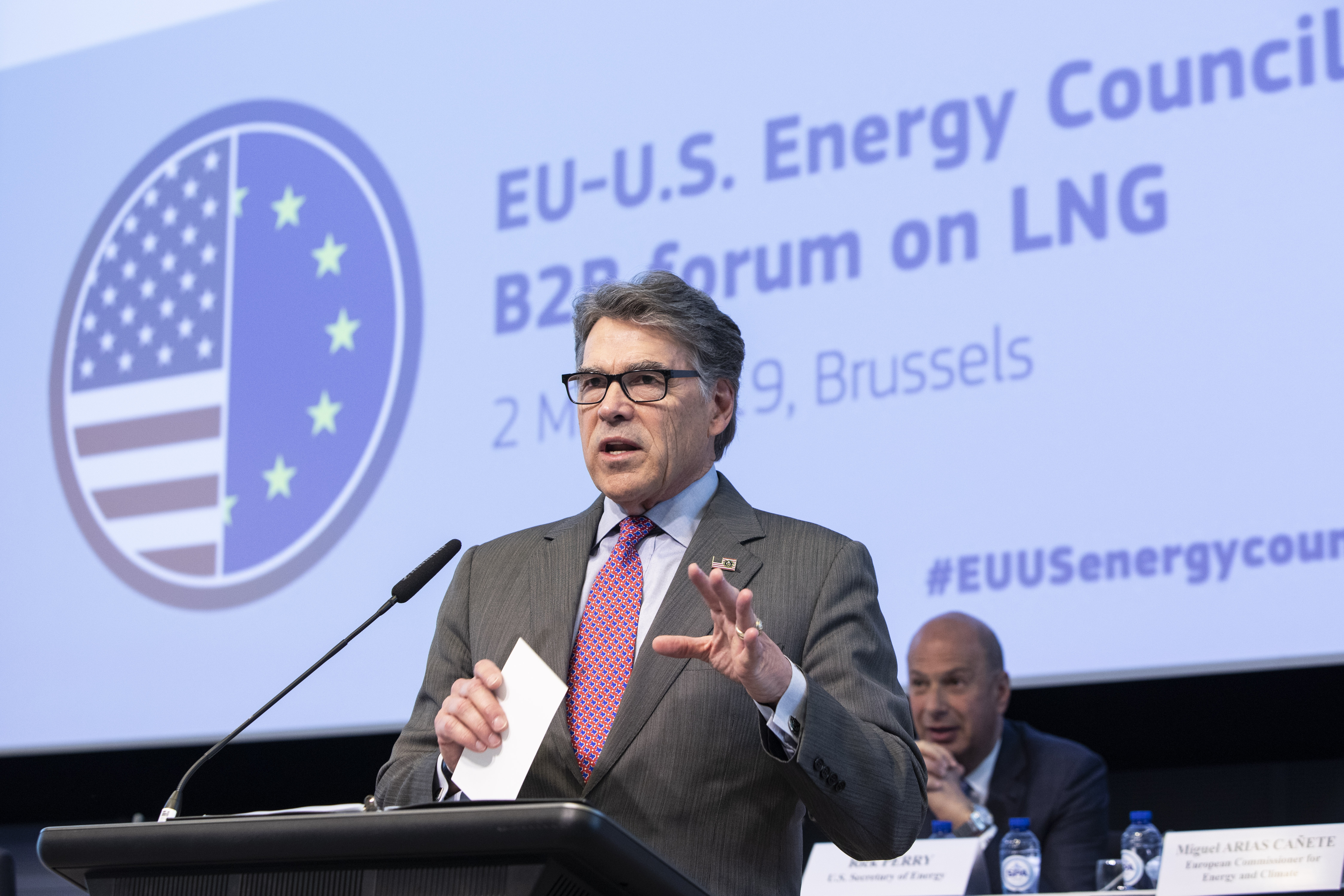 US LNG Opens Floodgates to Europe