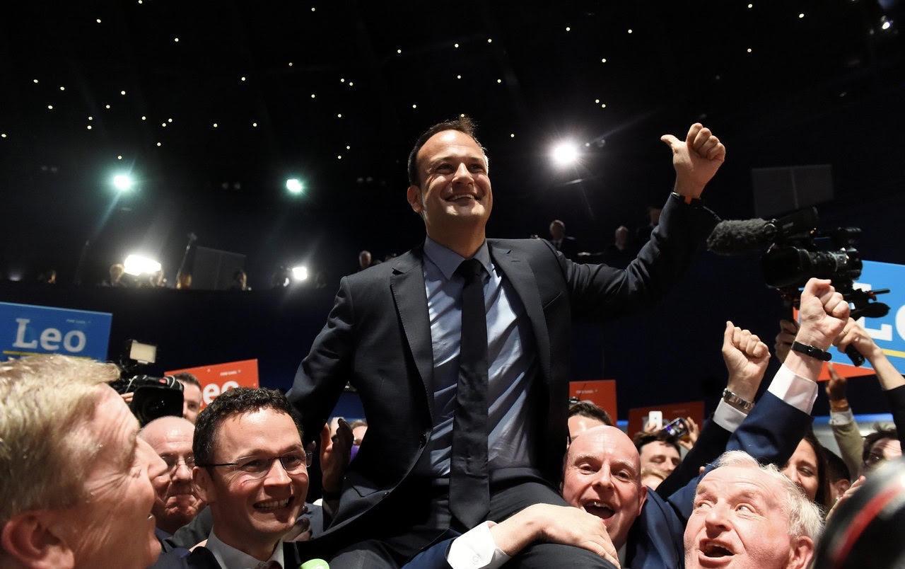 3fadeda00 So what if the Irish PM is gay