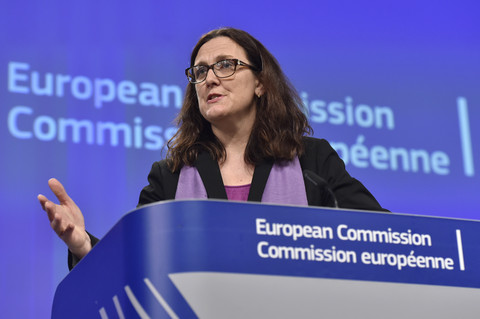EU ready to help China fight protectionsim