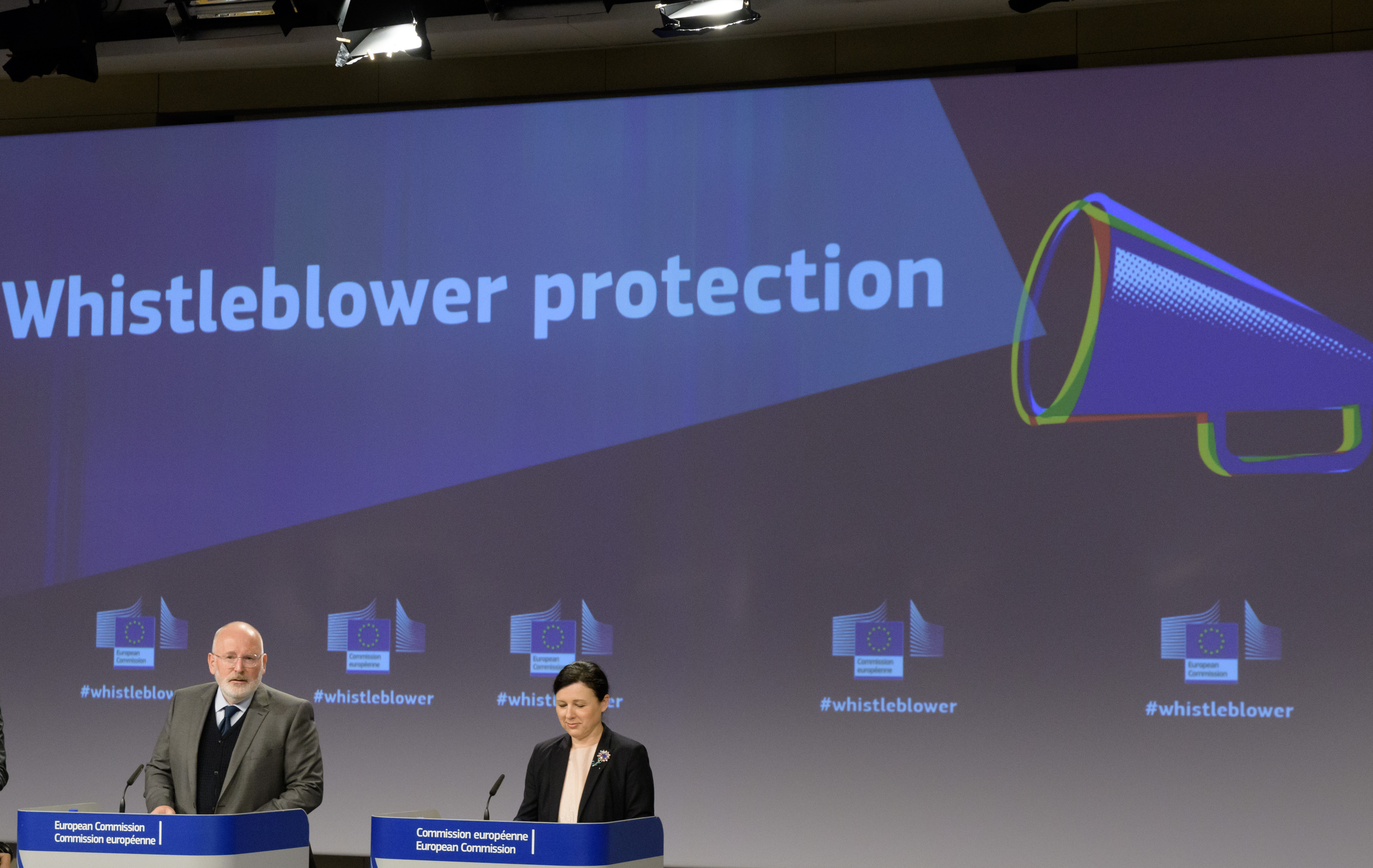 European Commission proposes new whistleblower protection rules