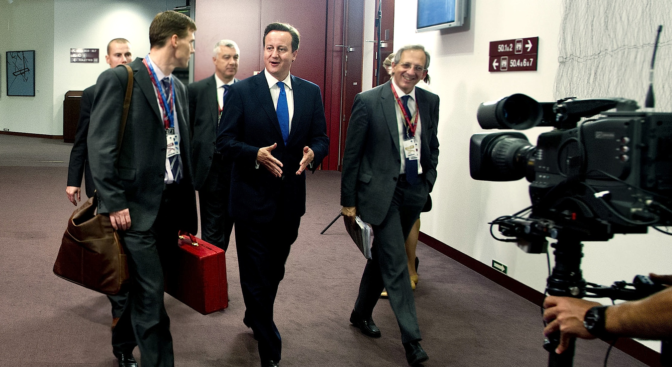 Britain 'perfectly entitled' to demand new EU terms - Cameron