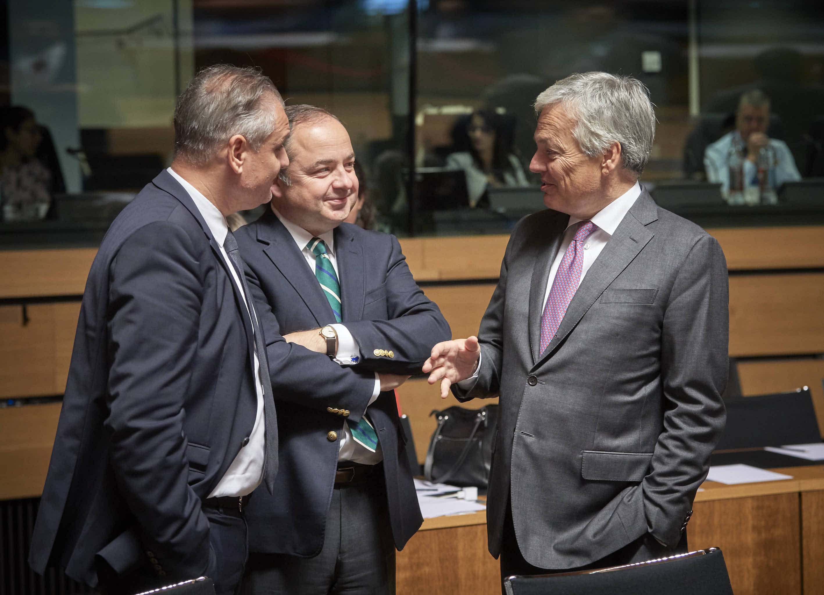 EU ministers struggle to deal with Poland and Hungary 65f396f07d