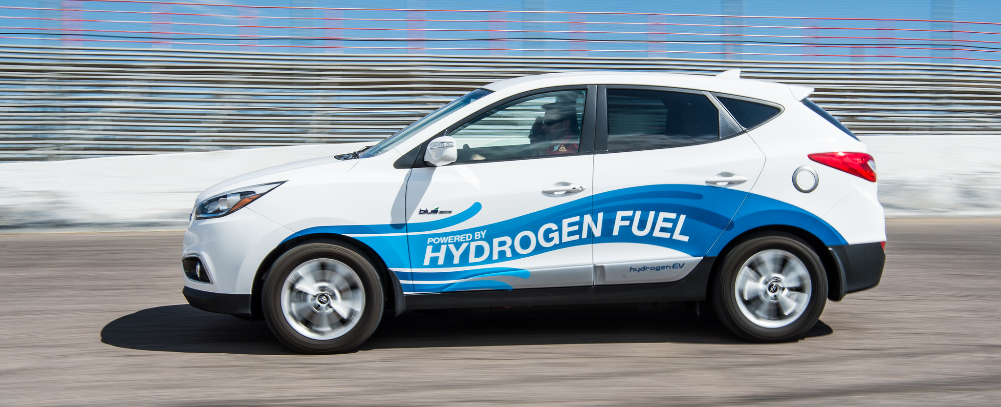 Hydrogen cars may be the future - they are not yet the present