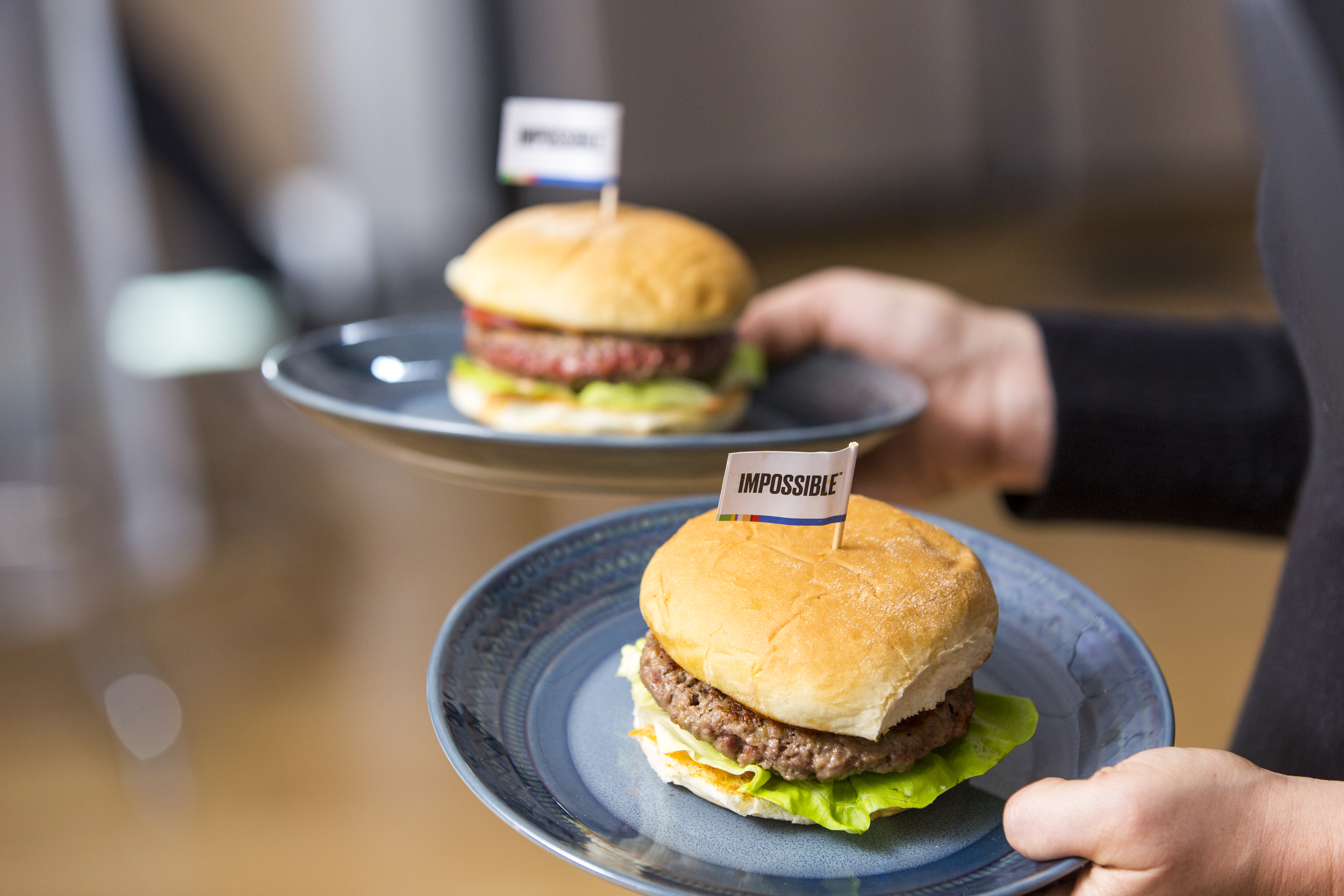 EU should clarify rules for plant burgers and lab meat
