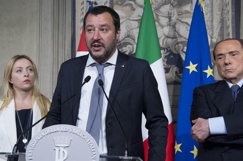 Election July 8 if no govt deal- Salvini (2)