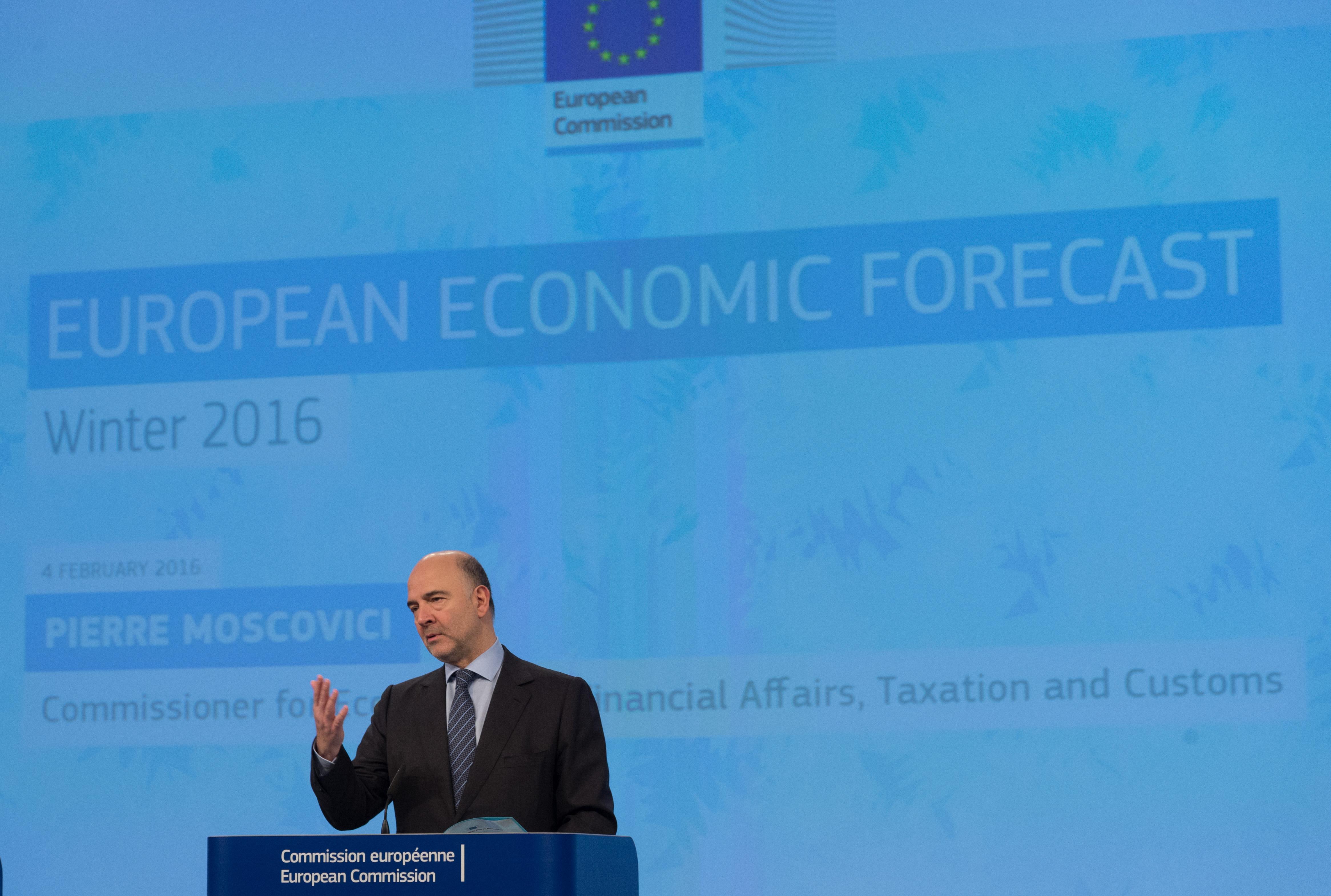 Economic recovery 2015