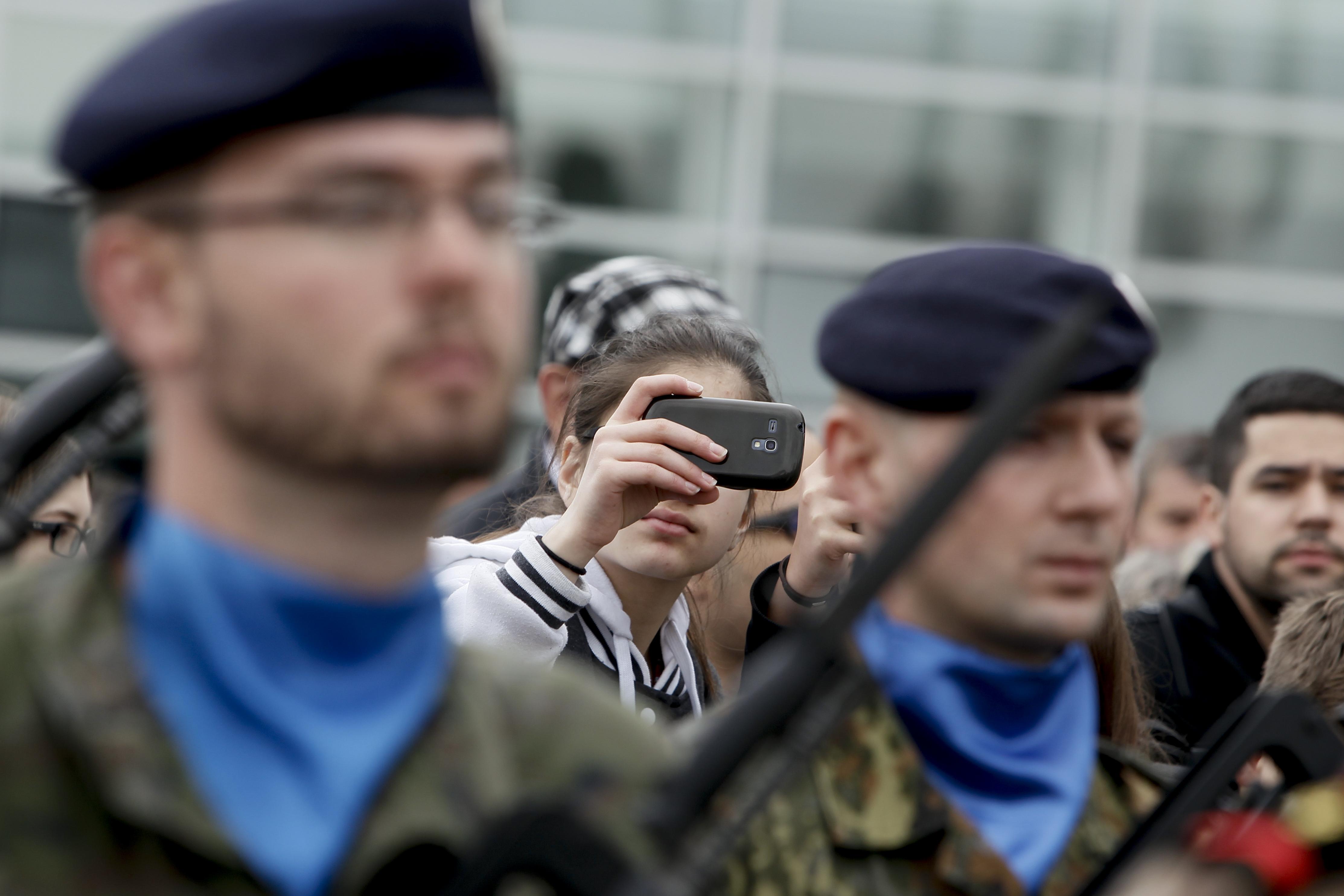 Medical HQ to spearhead EU military push