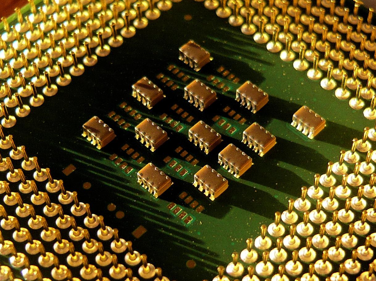EU fines US chip-maker Intel historic €1.06bn