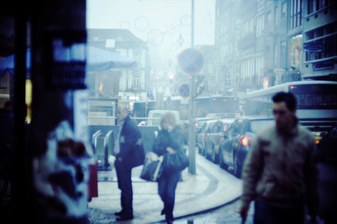 Air pollution in many EU cities 'stubbornly high'
