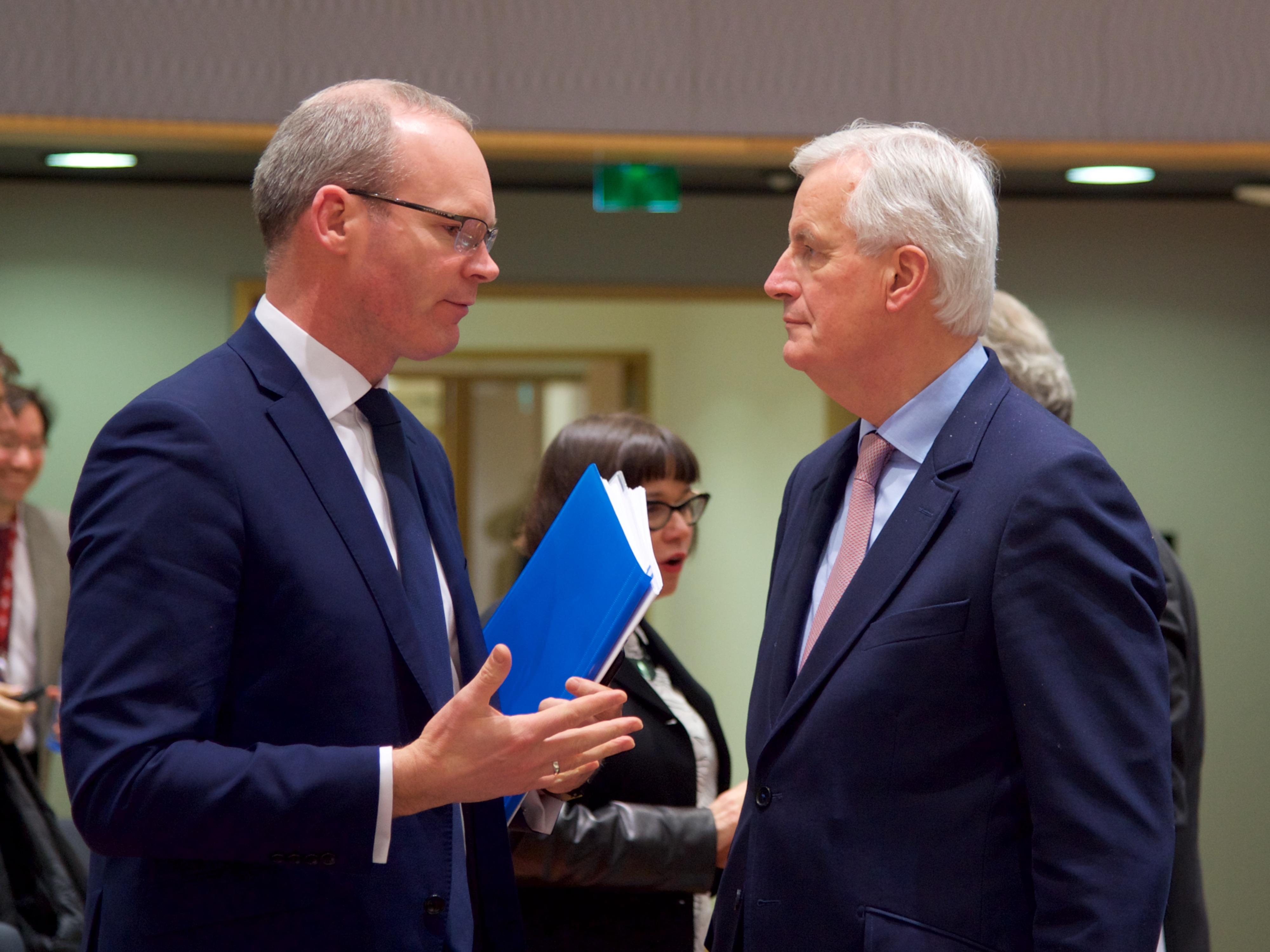 Barnier: open-ended Brexit transition 'not possible'