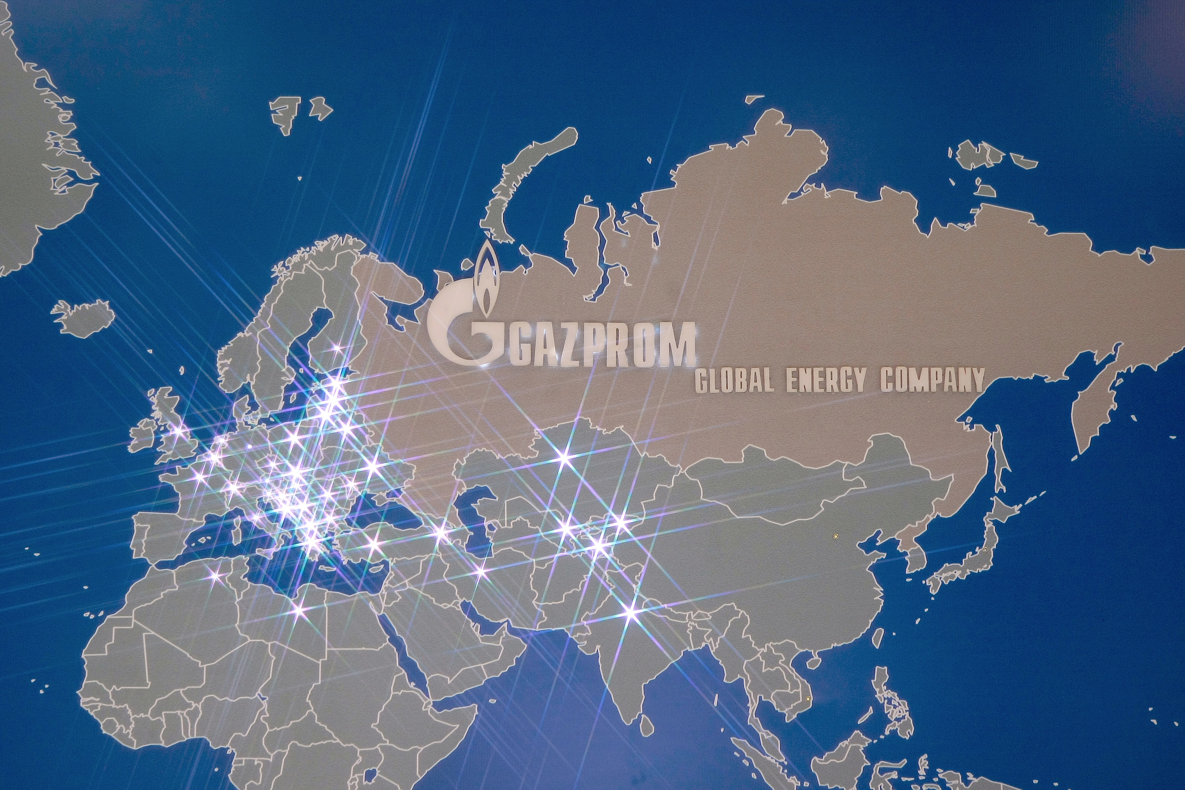 Gazprom and the energy sector 2006