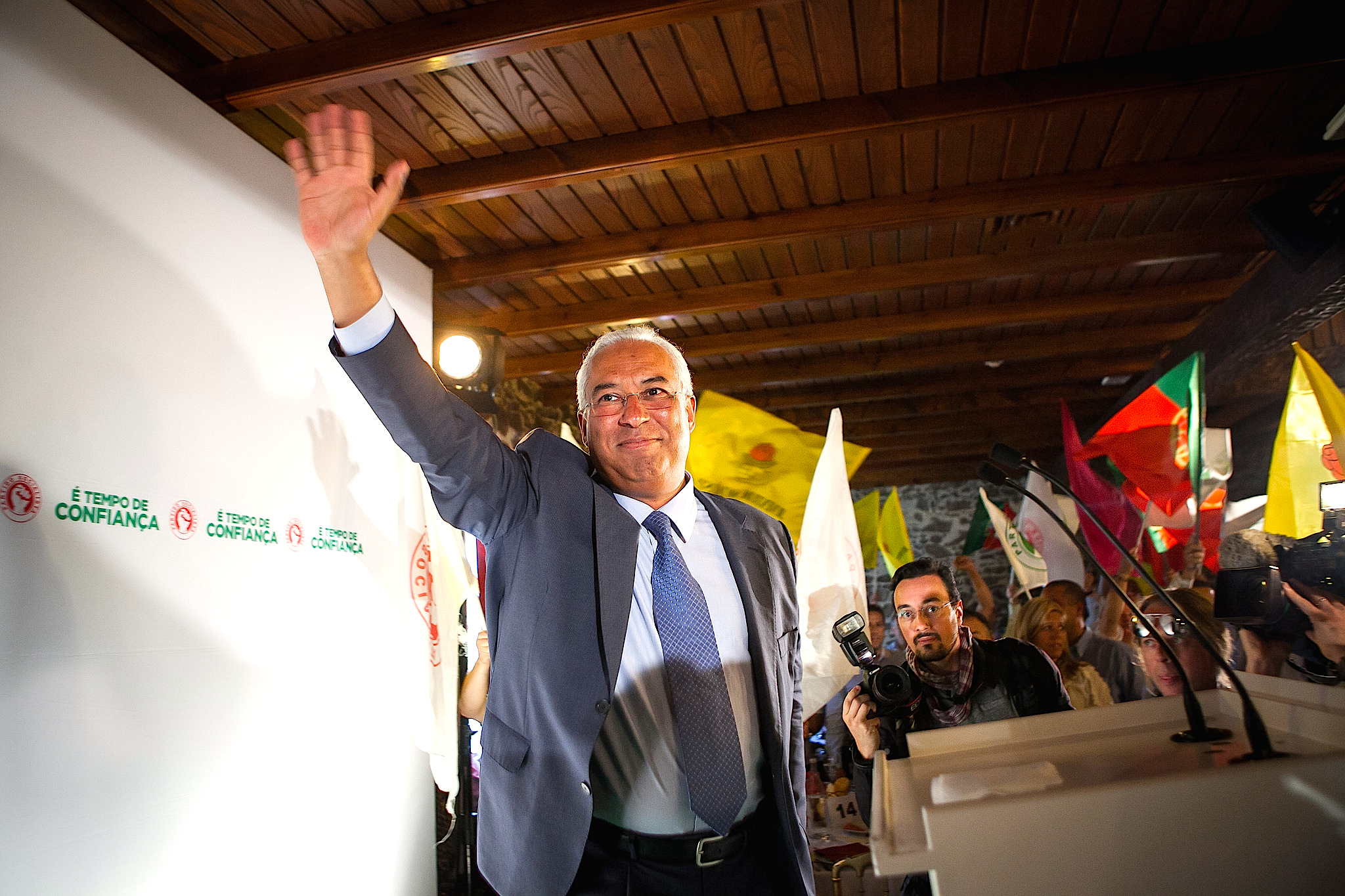 Ruling socialists win Portugal election, but no majority