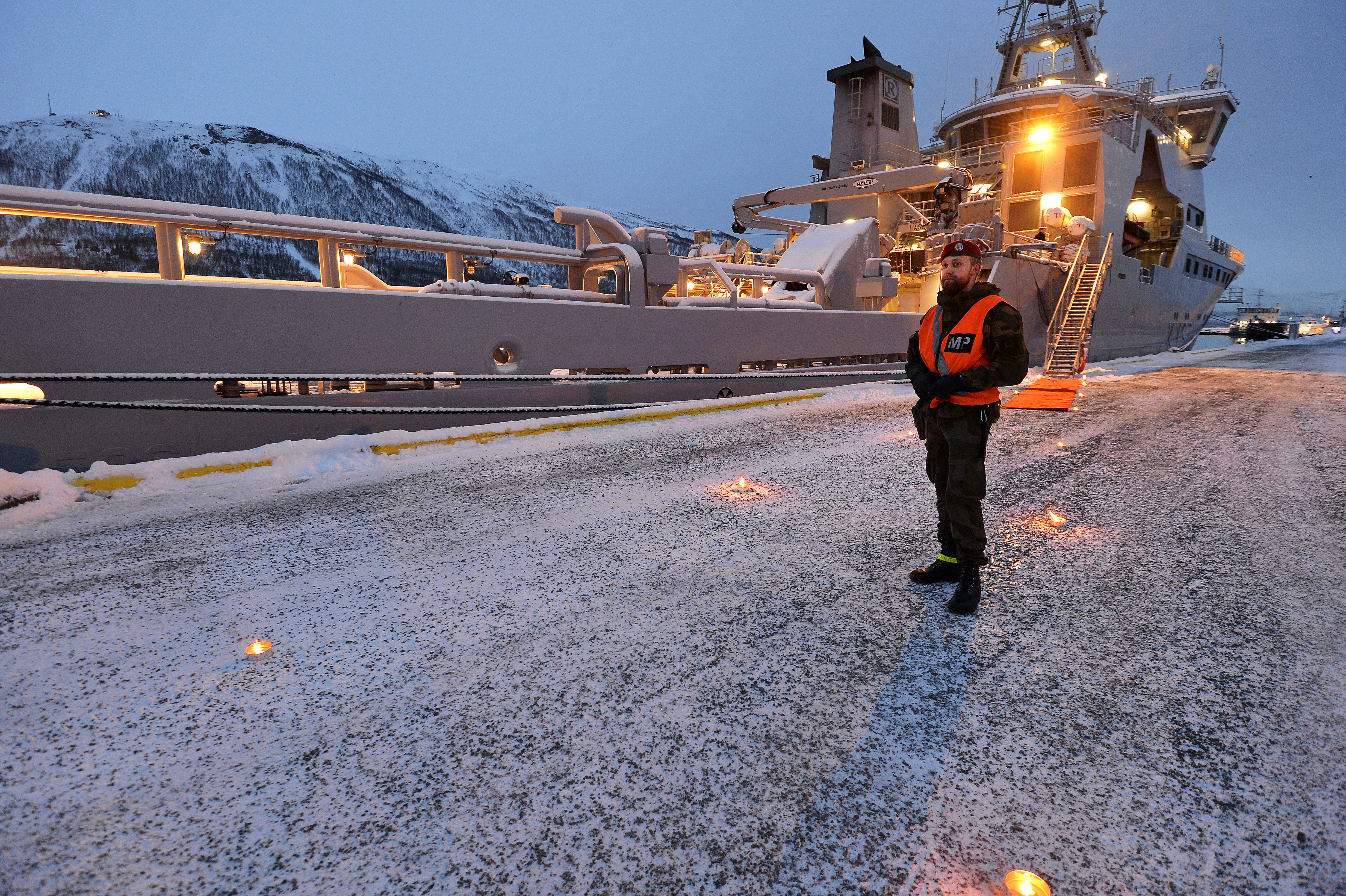 After the oil: Norway seeks new fortunes at sea