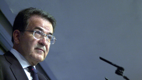 Prodi advocates changes in Stability Pact