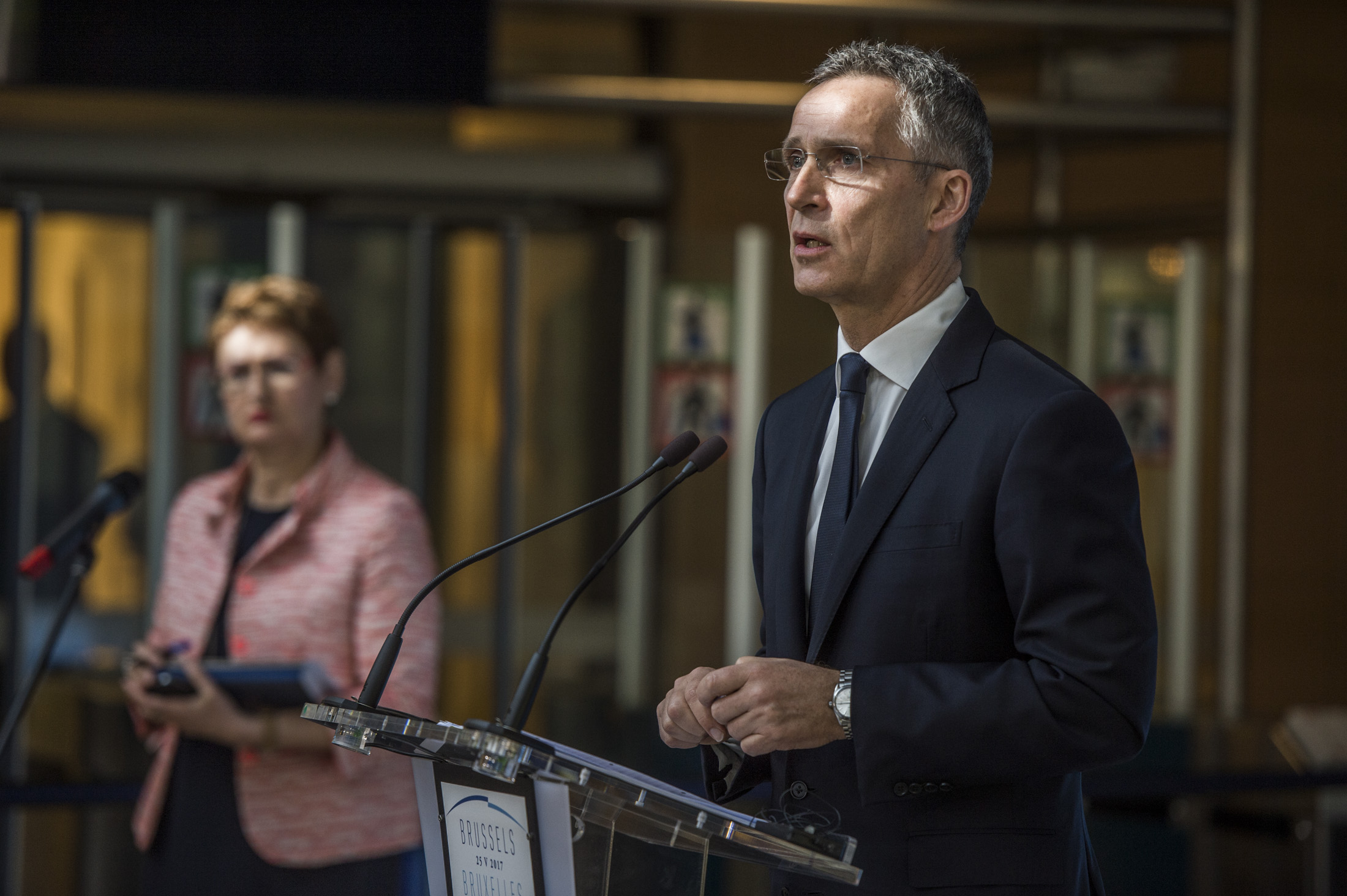 North Atlantic Treaty Organisation to Join Anti-Daesh Coalition, Though Avoid Combat Operations - Stoltenberg