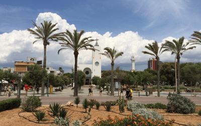 Preuzimanje pošiljke u Balearima