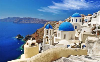 Entrega de paquetes a Grecia