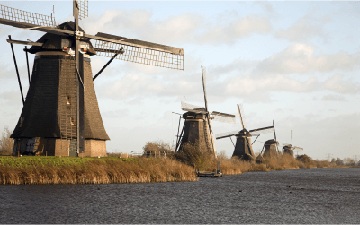 L'enlèvement de colis des Pays-Bas