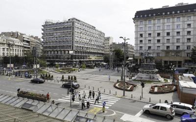 Παραλαβή δέματος στη Σερβία