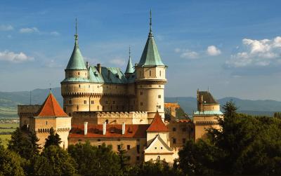 L'enlèvement de colis de Slovaquie