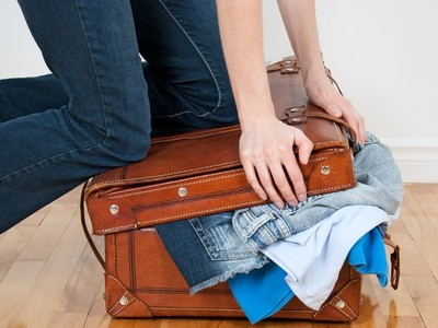 Look forward to your time abroad – STOP worrying about your luggage!