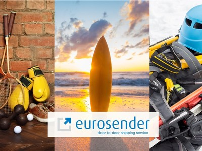 book your shipping on-line at eurosender.com