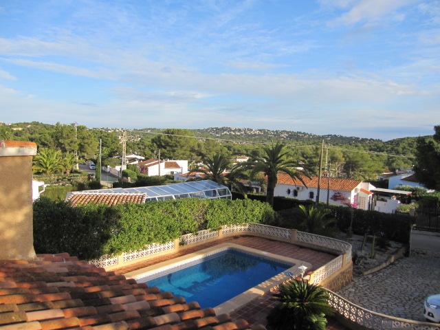 Villa for rent in Javea