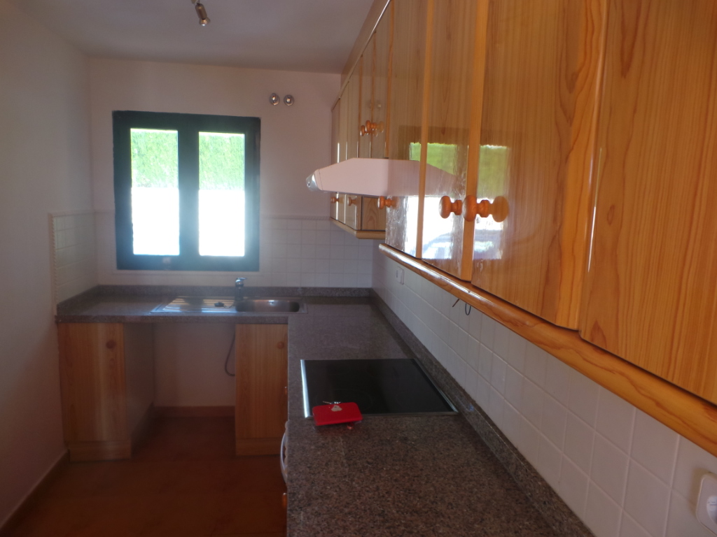 Townhouse for rent in Benitachell