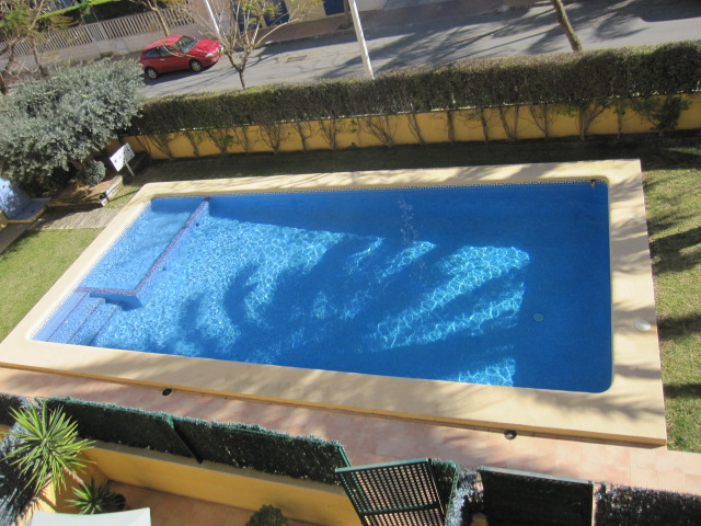Duplex for rent in Javea