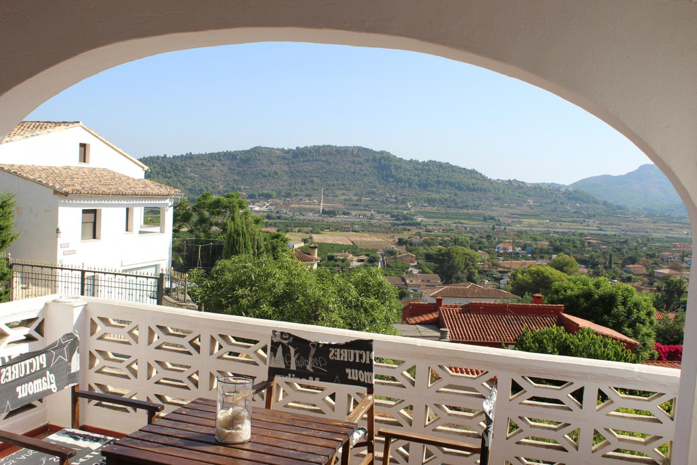 Villa for rent in Pedreguer
