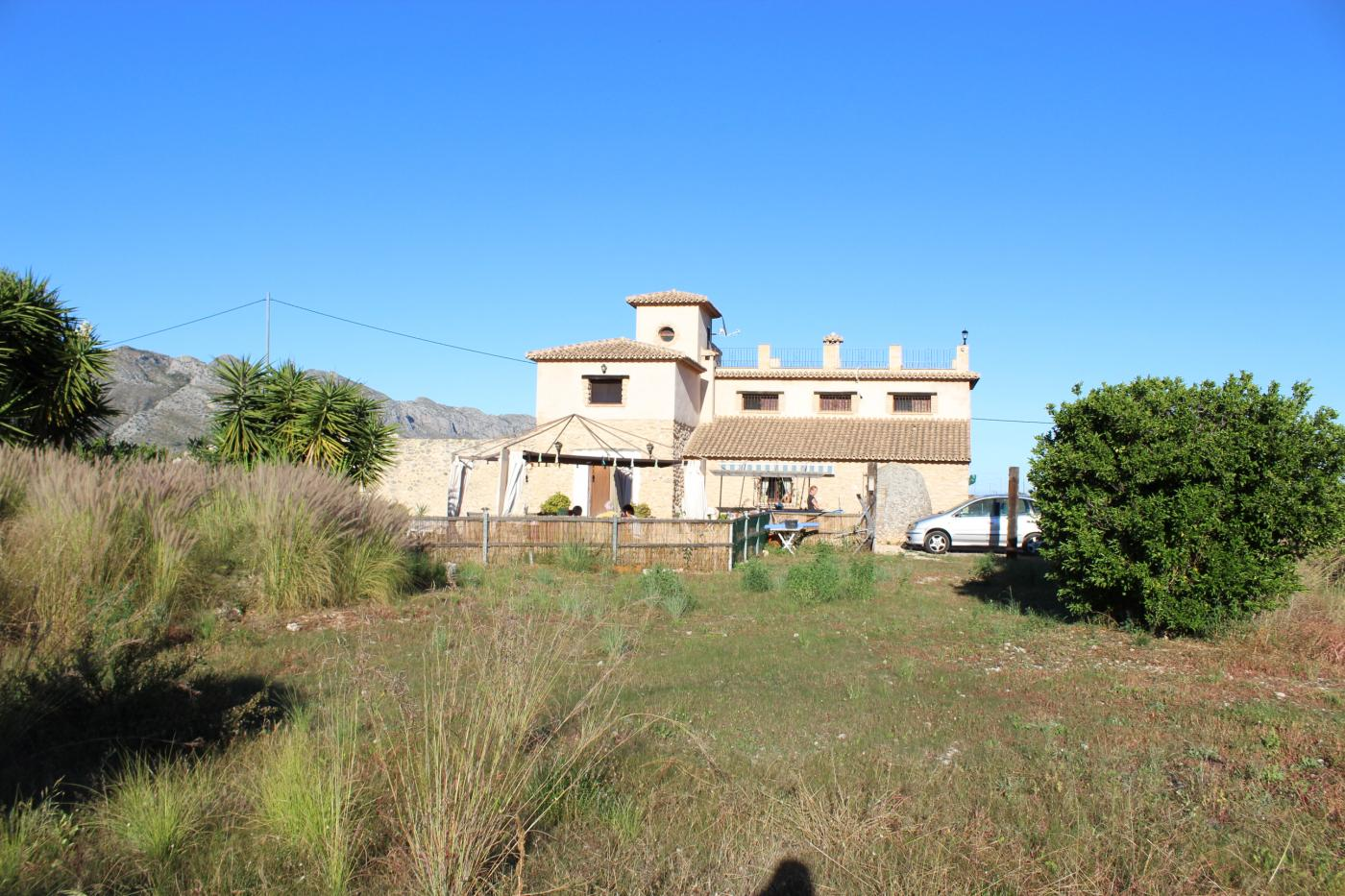 Finca For Sale in Orba Valley
