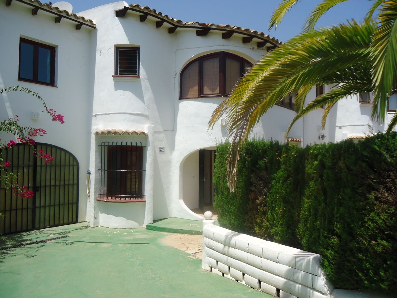 Duplex for rent in Calpe
