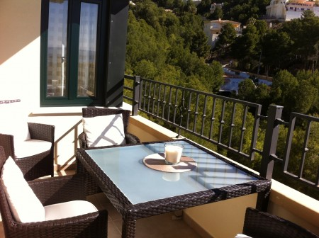Apartment for rent in Altea Hills