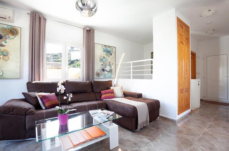 Villa for rent in Monte Pedreguer