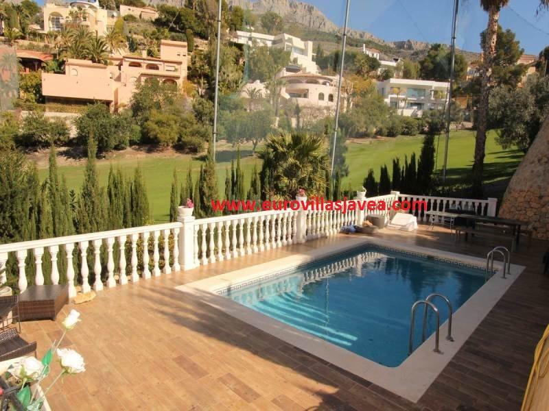 Villa For Sale in Altea