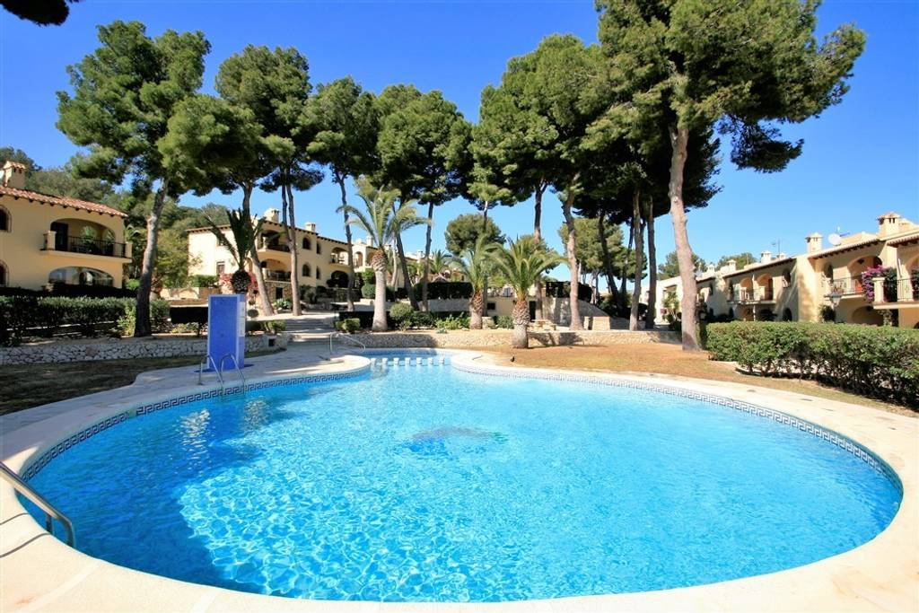 Winter Let - Moraira - 2 bedroom ground floor apartment with wifi, heating and aircon, in a beautifu, Spain