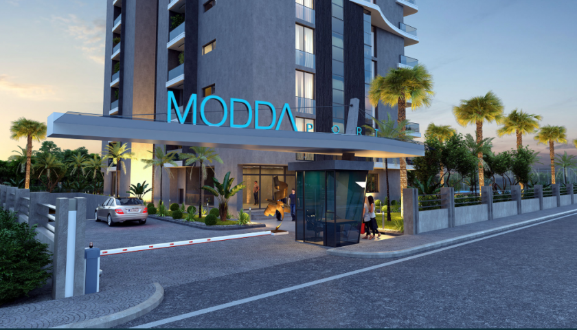 MODDA PORT 6. proje görseli