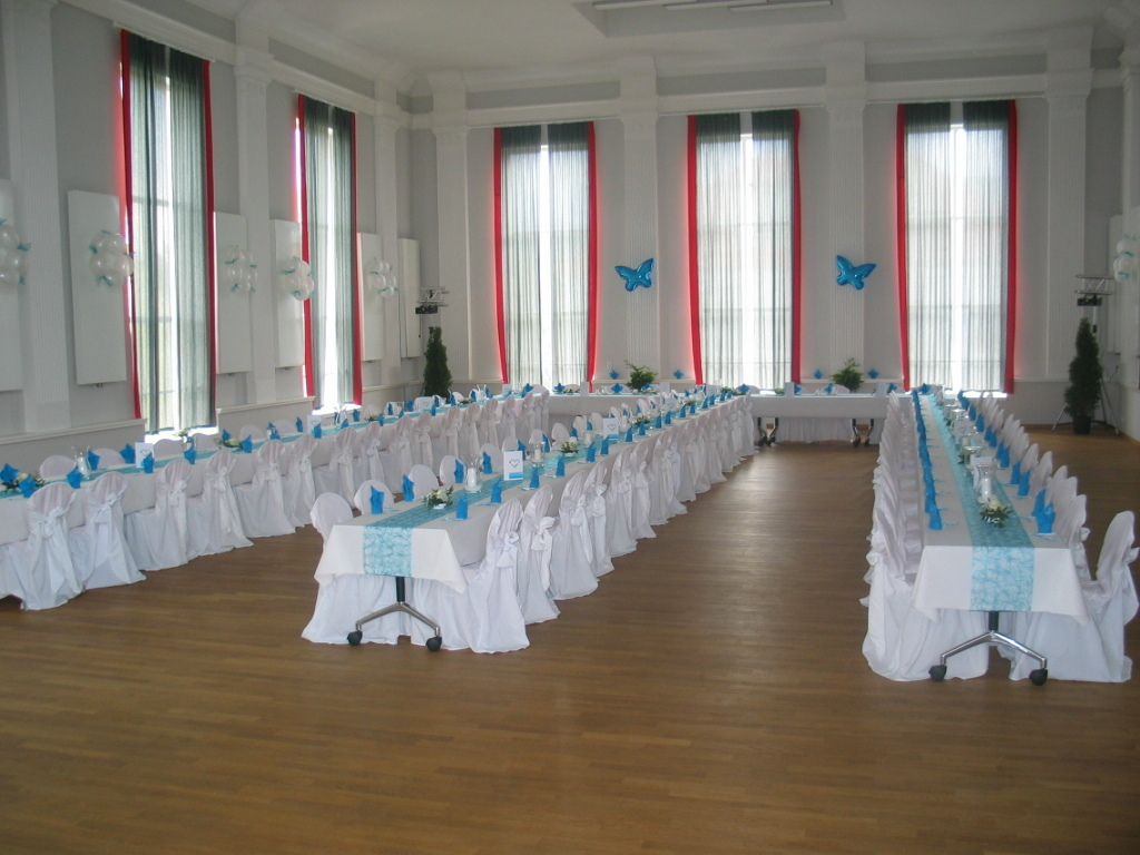 Crossen an der Elster, Partyraum, Saal, Feierraum, Geschäftsmeeting, Tagungen, Hausmessen, Veranstaltungsraum