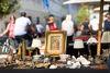 Cat flohmarkt